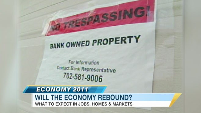 VIDEO: A look into the recovering housing market and the overall economy.