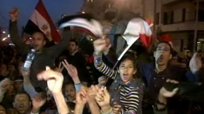 VIDEO: Revolution in Egypt