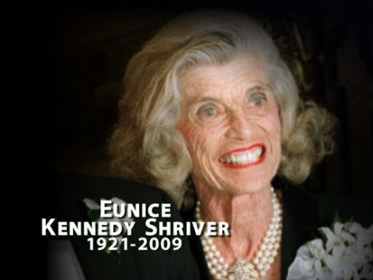 VIDEO: Eunice Kennedy Shriver was the pioneer behind the Special Olympics.