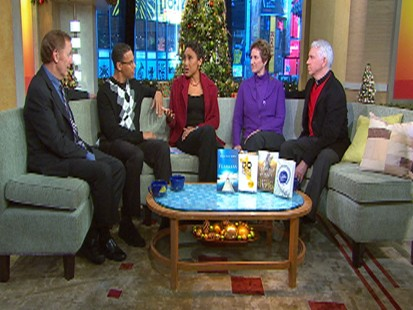 VIDEO: Father Beck leads a roundtable discussion about faith and Christmas.