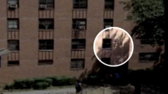 VIDEO: Video caught Steve St. Bernard when he broke the fall of an autistic girl in Brooklyn.
