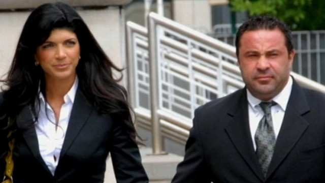 VIDEO: Teresa and Joe Giudice were indicted on federal charges and could spend 50 years in prison.