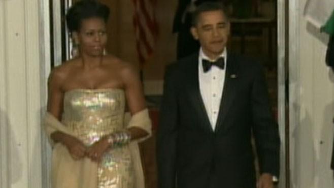 VIDEO: Michelle Obamas Clothes Move Markets
