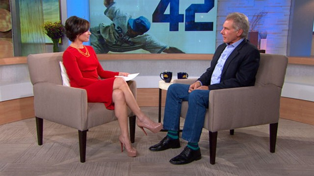 """VIDEO: """"GMA"""" anchor describes one of Fords sexist moments from the movie """"Witness."""""""