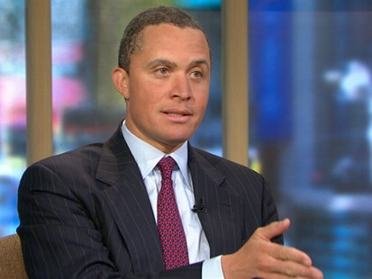 VIDEO: Author Harold Ford Jr.