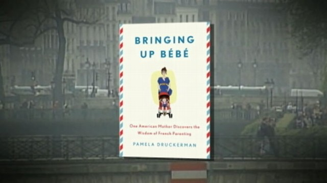 """VIDEO: New book """"Brining Up Bebe"""" scolds Americans for spoiling their kids."""