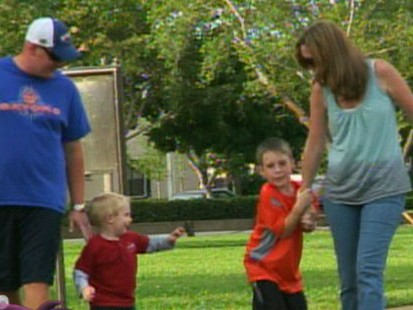 VIDEO: One family cuts costs on child care without sacrificing quality.