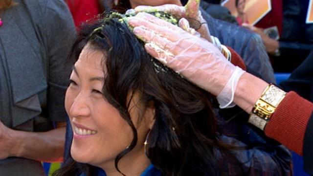 VIDEO: Cecila Vega reviews a new process for stronger, shinier hair.