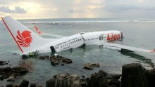 Good Morning America: GMA 4/13: Plane Crashes Into Ocean in Bali