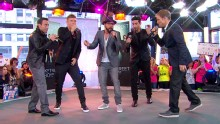Good Morning America: GMA 5/15: Backstreet Boys Are Back
