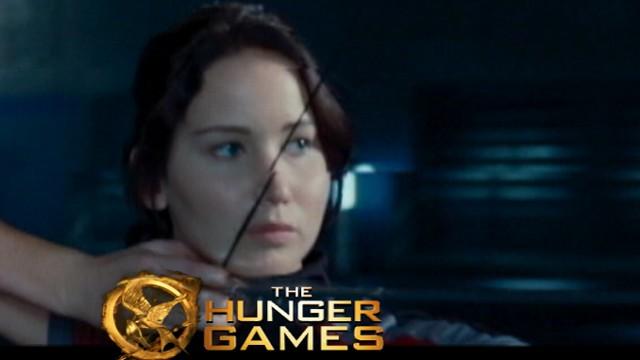 VIDEO:Hunger GamesStar Jennifer Lawrence