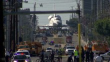 Good Morning America: GMA 10/13: Retired Space Shuttle Endeavor to Reach Final Resting Place