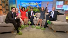 Good Morning America: GMA 10/25: Oprah Winfrey Discusses OWN, Shares Great Deals
