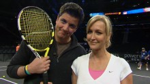 Good Morning America: GMA 11/13: Lara Spencer Falls For Tennis Prank