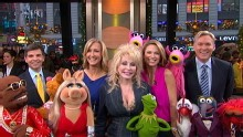 Good Morning America: GMA 11/27: The Muppets Take Over