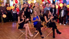 Good Morning America: GMA 11/28: 'Dancing With the Stars' After Party