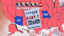 Good Morning America: GMA 11/29: Powerball Jackpot Winners in Two States