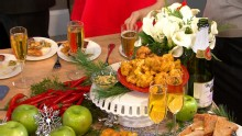 Good Morning America: GMA 12/27: New Year's Eve Party Recipes