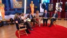 Good Morning America: GMA 01/10: Academy Award Nominations