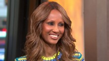 Good Morning America: GMA 01/11: Iman's Beauty Secrets