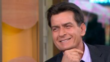 Good Morning America: GMA 01/16: Charlie Sheen Live on 'GMA'