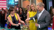 Good Morning America: GMA 01/31: 47-Layer Dip Recipe for Super Bowl Parties