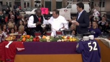 Good Morning America: GMA 02/01: Super Bowl Tailgate Party