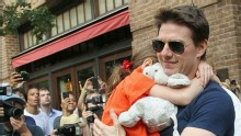 Good Morning America: GMA 02/16: Tom Cruise Sues Publisher Over Abandoned Daughter Claim