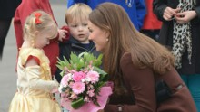 Good Morning America: GMA 03/06: Kate Middleton, Prince William Baby Girl Rumors