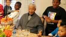 Good Morning America: GMA 3/28: Nelson Mandela Hospitalized in South Africa