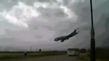 Good Morning America: GMA 5/01: Afghanistan Plane Crash Caught on Tape