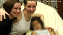Good Morning America: GMA 5/07: Three Girls Missing a Decade Found Alive