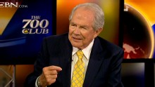 Good Morning America: GMA 5/17: Pat Robertson: 'Males Have a Tendency to Wander'