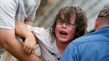 Good Morning America: GMA 5/21: 2 Schools Decimated by Oklahoma Twister