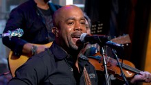Good Morning America: GMA 6/04: Darius Rucker Performs 'Wagon Wheel'