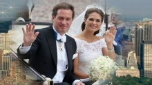 Good Morning America: GMA 6/09:  Princess Madeleine of Sweden, New York Banker Get Married