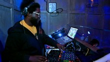 Good Morning America: GMA 6/18: DJ Questlove Brings Beats to Free NYC 'Lunch Break' Party
