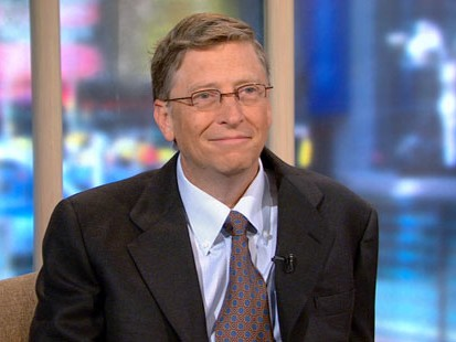 VIDEO: Bill Gates discusses his foundations progress on health and education.