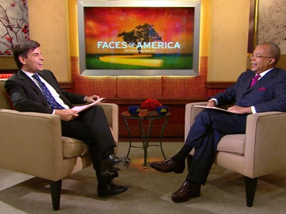 "VIDEO: Professor Henry Louis Gates Jr. discusses his TV series ""Faces of America."""