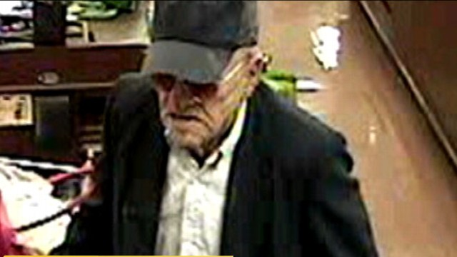 VIDEO: Police hopeful after robber given dye pack in most recent bank robbery.
