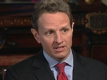 GMA Exclusive: Tim Geithner part 2