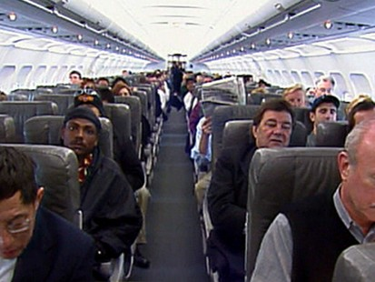 Dr. Tim Johnson offers tips to avoid getting sick on a plane.