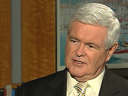 VIDEO: Newt Gingrich says government has no place in insurance industry.