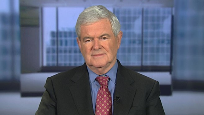 VIDEO: Newt Gingrich on GMA