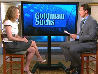 VIDEO: Goldman Sachs second-quarter earnings are expected to be around $2 billion.