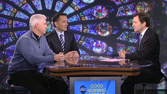VIDEO: Father Edward Beck and Rabbi David Wolpe discuss recent religious news.