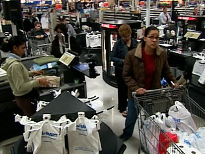 VIDEO: Wal-Mart is now taking applications for hundreds of jobs.