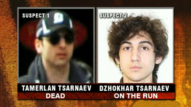 VIDEO: Bombing Suspects' Dad Speaks Out