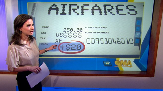 VIDEO: Rise in gas and jet fuel raises costs for all U.S. consumers.