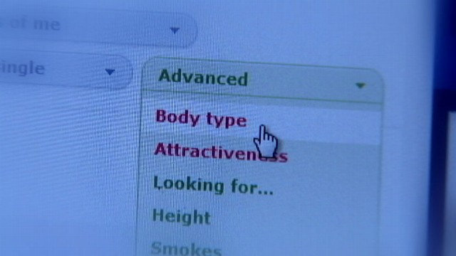 VIDEO: Ok Cupid offering filter to sort suitors by body shape and size.